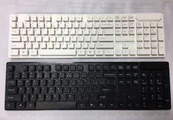 Teclado sem fio para PC de secretária