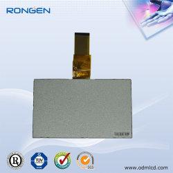 LCD mit hohem Resolution/40pin Ttl für Innolux 7 Panel 50 Pin/800*480 des Zoll-TFT