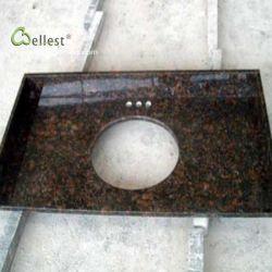 [بروون] يعلو تفاهة [كونترتوب] سطح طاولة صوّان [غ916] مطعم [كتيشن] غرفة حمّام