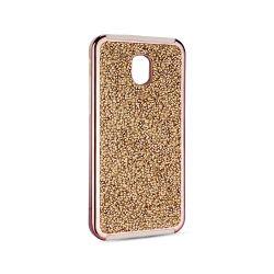TPU PC 2 Dans 1 cas de Téléphone de diamant pour Samsung Galaxy J3 2018, Moto G7, G7 jouer d'alimentation