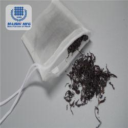 Maille en nylon de qualité alimentaire sac du Filtre à thé