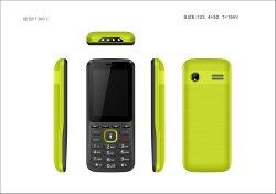 Телефон с функцией 2.4inch 2500Мач Большой аккумулятор/3 SIM мобильного телефона SKD из китайского Facotry.