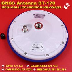 Beitian Gnss 안테나 3.0V-18.0V 모듈 수신기 Cors Rtk High-Precision 조사 안테나 고이득 갈릴레오 Bds Glonass GPS 안테나 Zed F9p TNC-K Bt 170