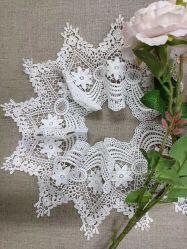 Conception propre Galloon textiles de la Dentelle de marques haut de la Lingerie
