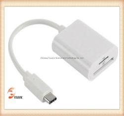USB-C 2.0 Lecteur de carte de lecteur de carte SD/TF