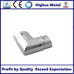 Conector da Estrutura de aço inoxidável Conexões do Tubo do slot do cotovelo do tubo de alumínio