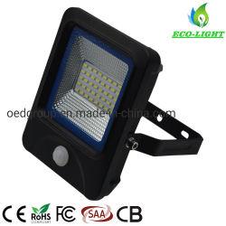 회랑 가든용 IP66 SMD 30W PIR LED 투광등 조명