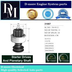 Driver 54-9113 11t 10 Splin Cw del dispositivo d'avviamento