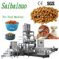 Máquina de comida para cão equipamento de processamento de alimentos para animais de estimação
