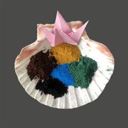 Tintes de óxido de hierro sintético para Mosaico/Cerámica / Adoquines