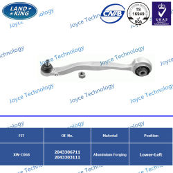 Популярные авто запасные части поворотного рычага управления алюминиевых 2043306711/2043303111/2043306811/2043303211 для Mercedes Benz
