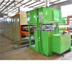 Incartonamento della scatola del piatto del cassetto dell'uovo della frutta che forma imballaggio producendo la macchina di produzione di fabbricazione