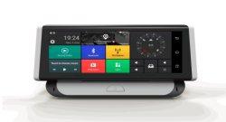 8 pulgada de 1080P de la consola de coche DVR (7801)