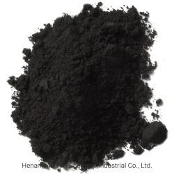 Grau químico óxido de ferro preto/verde/azul/marrom/vermelho/amarelo usado na pintura de plástico de revestimento &
