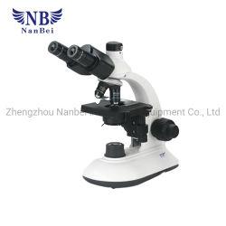 Hochschulepädagogisches Darkfield Phasenblut-Analysen-Mikroskop