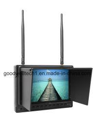 32 5.8GHzは7インチのビデオモニタ、ブルースクリーンチャネル二倍にならない