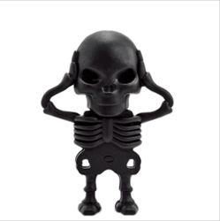 L'Halloween pour PVC Flash USB Logo personnalisé