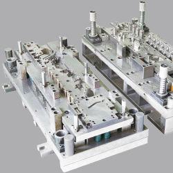 Die progressif automatique personnalisé emboutissage de métal de moules pour les pièces automobiles