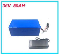 1000W 36V 50AH аккумуляторы литиевые батареи электродвигателя Li Ion LiFePO4 аккумулятор для центра приводного электродвигателя Camper RV Ess E-велосипед