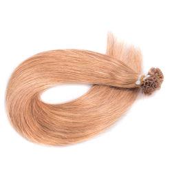 U Dica Esmalte Cola no pré colados Remy Extensões de cabelo humano