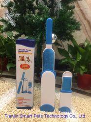 Accessori della spazzola della polvere della spazzola della pelliccia dei capelli del gatto del cane di animale domestico