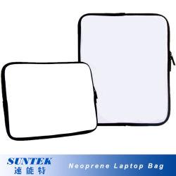ブランクネオプレンの昇華iPadのラップトップの袖の箱