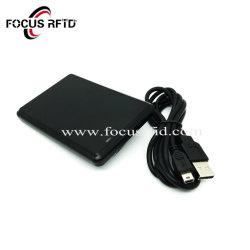USB 13.56MHz antena de la tarjeta de móvil y el escritor y lector de RFID tarjeta RFID de soporte