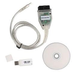 016 du bus CAN CAN PRO VAG+Uds+K-Line V 5.5.1 VCP Auto Scanner le câble de diagnostic OBD2 Outil de Diagnostic
