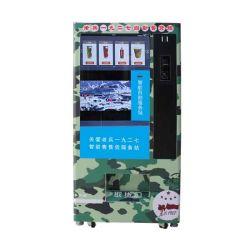 Напиток Mounta Combo реклама автомат самообслуживания с ЖК-экраном