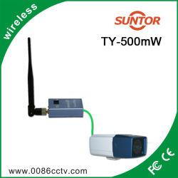 Mini 1,2GHZ 500MW portable sans fil émetteur et récepteur AV