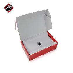 Gerecycled materiaal van karton op maat verpakking van laptops computerkast Elektronisch product. Box voor telefoonlaptop