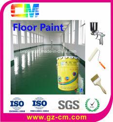 Com base água piso piso Paint-Antislip Paint-Epoxy Paint
