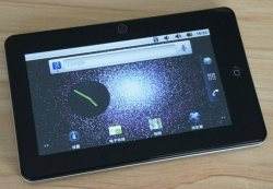 """Haipad Panneau tactile 7"""" MID sous Android 2.2 pour ordinateur portable Tablet PC"""