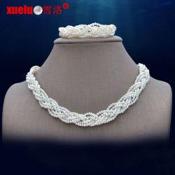 Fashion pequenos conjuntos de jóias de pérolas de água doce
