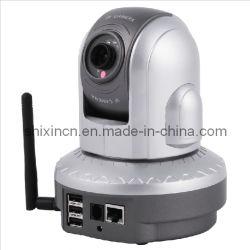 macchina fotografica di rete senza fili del IP della cupola di 700tvl WiFi IR (IP-06W)