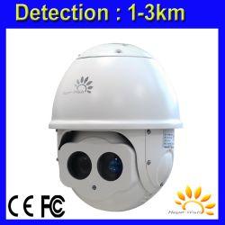 Nacht 300m de Camera van de Koepel HD met 129mm Lens