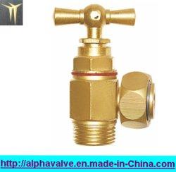 물 (a. 0141)를 위한 금관 악기 정지 공 각 벨브
