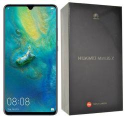 A Huawei Mate 20 x Dual-SIM Evr_L29 128GB desbloqueado de fábrica azul 4G Simfree Novo