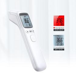 Erwachsene Baby-Karosserien-Fieber-Temperatur-messender Gewehr-nicht Kontakt-elektronischer Digital-Stirn-Infrarot-Thermometer