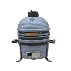 15-дюймовый дворовые керамического гриля для барбекю