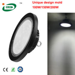 Patent Design Efficient Aluminium Heat Dissipation 100W LED High Bay Light 3 jaar garantie