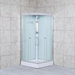 غرفة حمّام باب تصميم لأنّ مربّعة [سليد دوور] متكامل وابل مقصور مع إطار