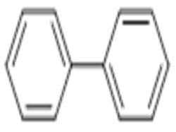 비페닐; CAS 아니오: 92-52-4; 열전달 기름