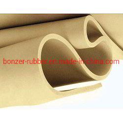 La Chine Les ventes de gomme Pure feuille de caoutchouc naturel avec une bonne élasticité tapis de plancher