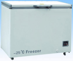 Certificateの熱いSale -25 Degree Chest Freezer