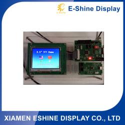 """3.5 """"/3.5 2 Baugruppenzoll TFT LCD des Zoll TFT LCD Monitor-Bildschirmanzeige-Panel-Bildschirm modul Baugruppe"""