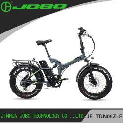 눈 및 모래 및 바닷가 En15194를 위한 전기 자전거 뚱뚱한 자전거