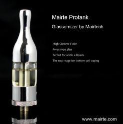 معالج Glassomizer قابل للتغيير من خلال تقنية Hot Selling Protocank