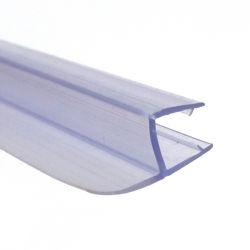 샤워 유리 미닫이 문 방수 PVC 물개 지구
