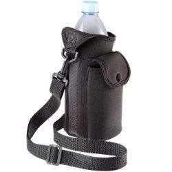 水差しのキャリアの調節バンドおよび電話箱が付いている携帯用絶縁されたびん袋のスムーズなトリップネオプレンの水差しのホールダー